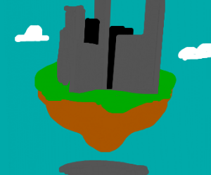 Serene Abandon Floating City