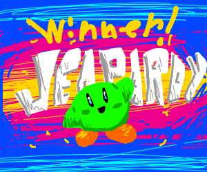 Kirby won jeopardy