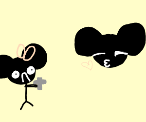 Mm Mickey mouse wants some love