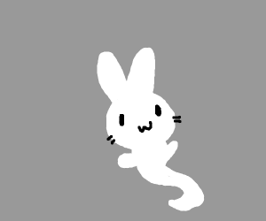 Bunny ghost