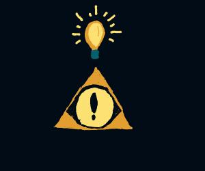 illuminati's got ideas