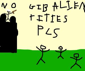 Area 51 liberation