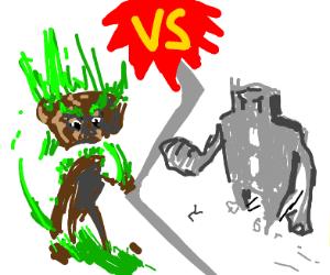 Grass VS Asphalt