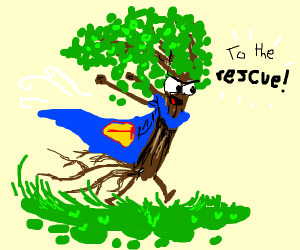 Super Tree to the rescue!