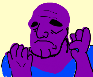 Thanos is a great father.