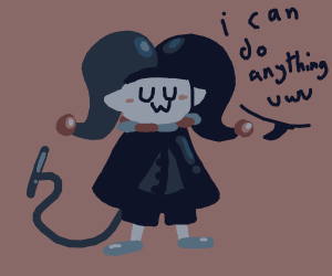 jevil can do anything uwu