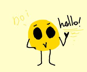 yellow boi