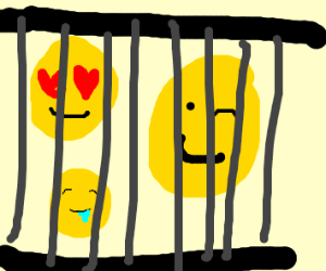 All the good emojis are in jail