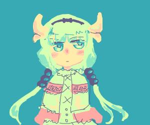 Kanna Kamui (Dragon maid)