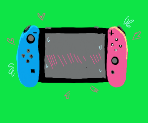 blushing switch (console)