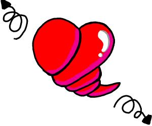 Valentine with a twist