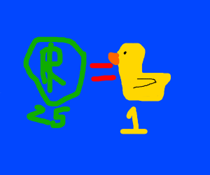 Robux to Ducks conversion rate