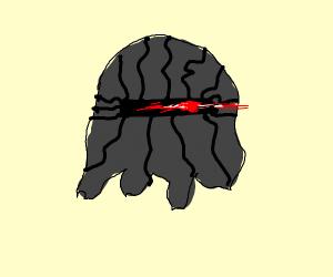 Evil Ninja Head
