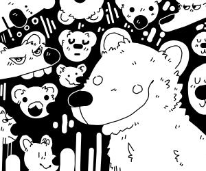 bear on drugs