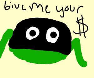 burglar toad