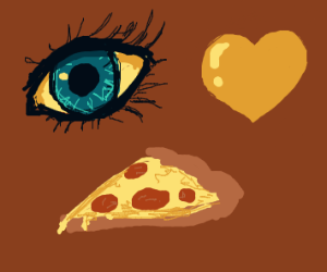 Eye Love Pizza