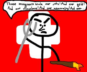 Swiss nationalist