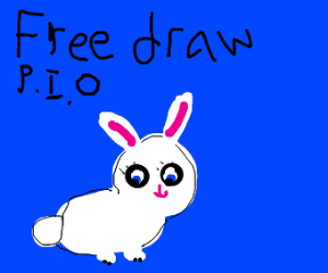 Free Draw, Pass it on