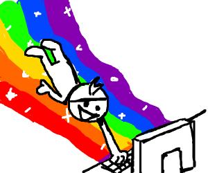 Doing an internet