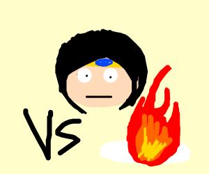 Superwoman vs Hot Dish