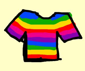 T-shirt pride