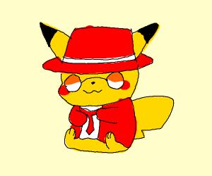 pikachu is alucard