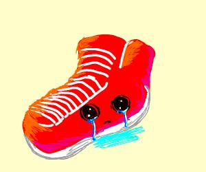 Crying Shoe