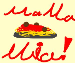 Spaghetti Symbol