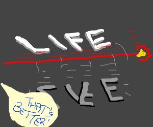 Half Life is better