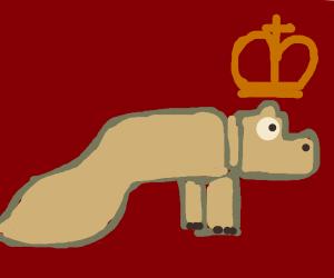 Hippo-slug hybrid is a king