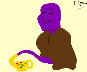 Thanos genie