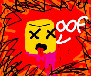 Roblox death