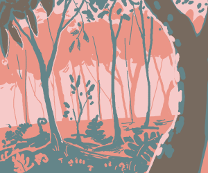 A Soft Forest