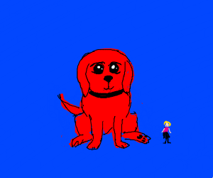 Clifford is anime