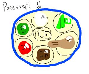 Passover (Yayyy..)