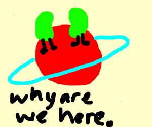 Beans on Saturn