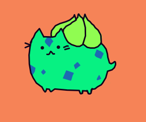 Pushern Bulbasaur