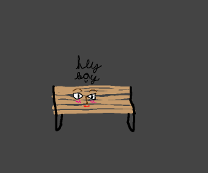 sexy bench