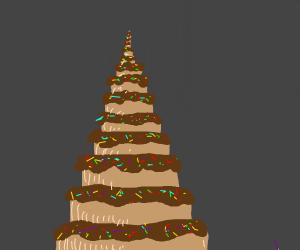 18 layer cake