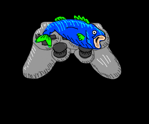 PS3 controls not intuitive enough for fish