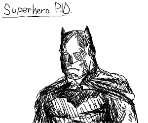 Superhero P.I.O. (Epic)
