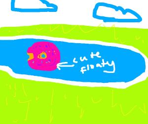 kawaii floaters