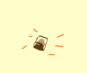 Ice Cream Mason Jar