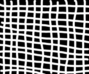 That optical illusion with the gray dots