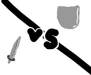 sword vs shield