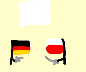 Fighting flags!