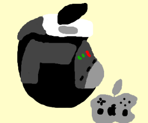 Apple's Game Console