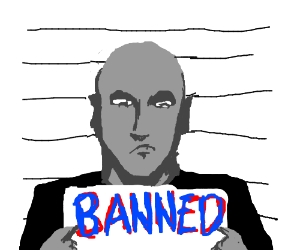 Banned Player