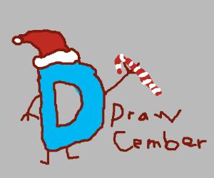 Drawcember
