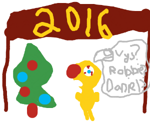 Drawcember 2016